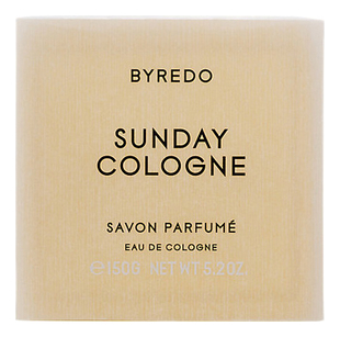 Мыло Sunday Cologne